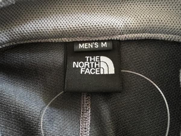 THE NORTH FACE(ノースフェイス) 長袖カットソー サイズM メンズ グレー