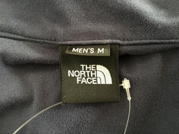 THE NORTH FACE(ノースフェイス) 長袖カットソー サイズM メンズ ネイビー