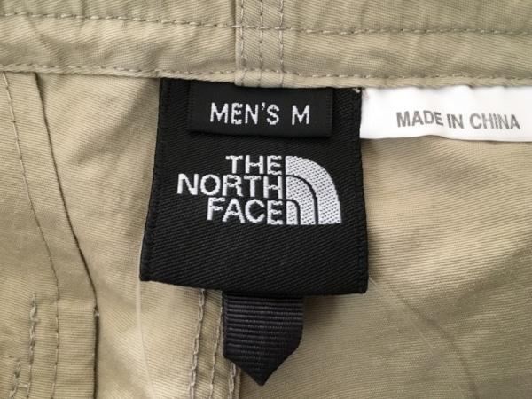 THE NORTH FACE(ノースフェイス) ハーフパンツ メンズ カーキ イージーパンツ