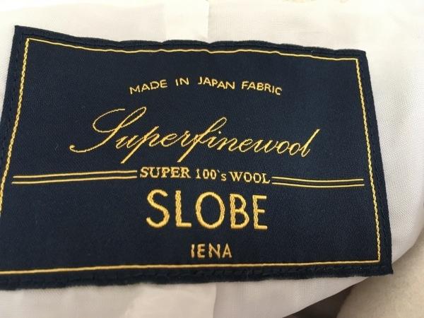 IENA SLOBE(イエナ スローブ) コート サイズ36 S レディース美品  アイボリー 冬物