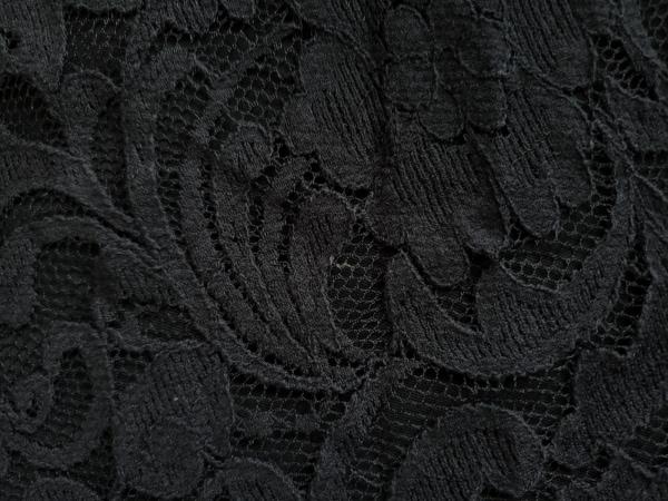 JOURNALSTANDARD(ジャーナルスタンダード) スカート サイズ40 M レディース 黒 レース