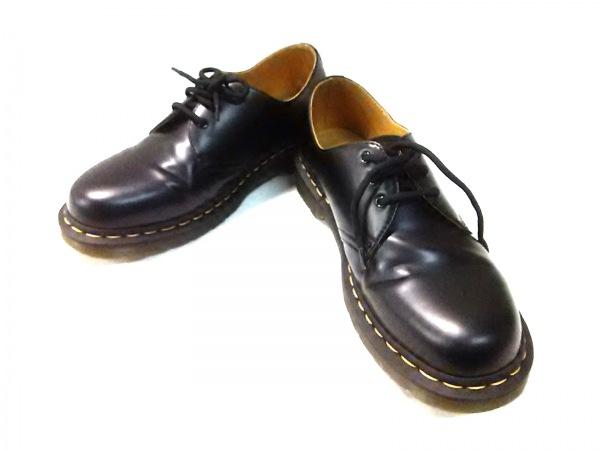 Dr.Martens(ドクターマーチン) 靴 メンズ 黒 レザー