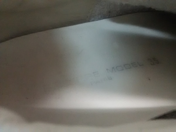 PHILIPPE MODEL(フィリップモデル) スニーカー 35 レディース 5