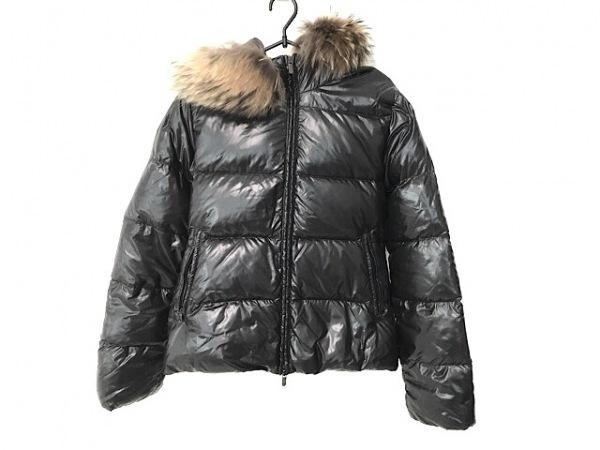 DUVETICA(デュベティカ) ダウンジャケット サイズ40 M レディース Adhara 黒 冬物