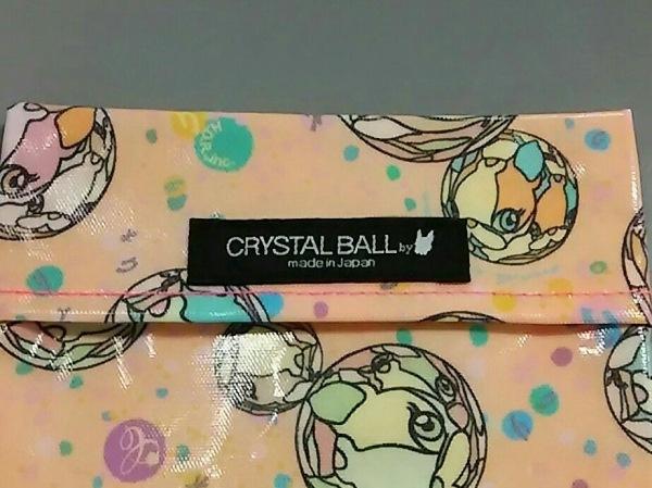 CRYSTAL BALL(クリスタルボール) 小物 ベージュ×イエロー×マルチ 3