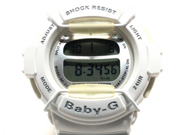 CASIO(カシオ) 腕時計 Baby-G BG320 レディース シルバー