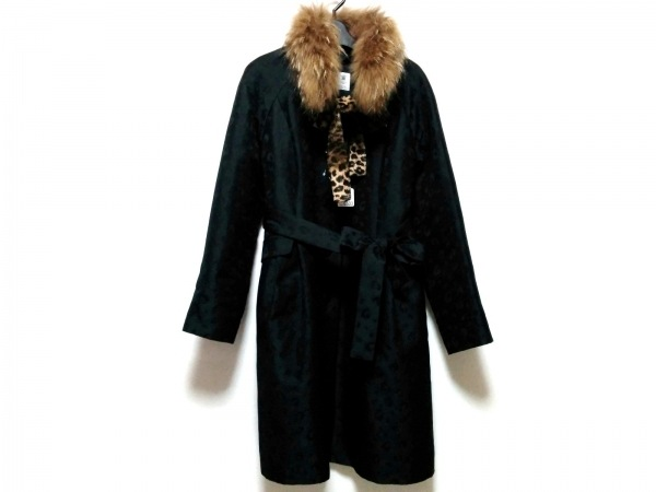 Austin Reed(オースチンリード) コート サイズ40 L レディース 黒 冬物