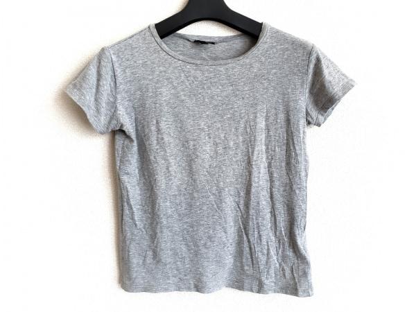 theory(セオリー) 半袖Tシャツ サイズ4 S レディース グレー