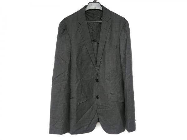 CUSTOMCULTURE(カスタムカルチャー) ジャケット サイズ3 L メンズ美品  ダークグレー