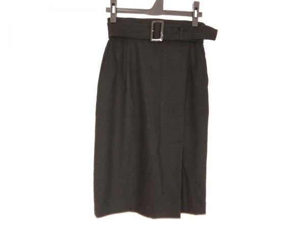 Pinky&Dianne(ピンキー&ダイアン) スカート サイズ34 S レディース 黒