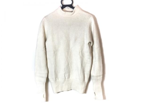HYKE(ハイク) 長袖セーター サイズ1 S レディース アイボリー