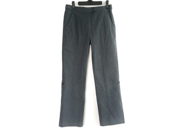 マックキュー(アレキサンダーマックイーン) パンツ サイズ40 M レディース グリーン