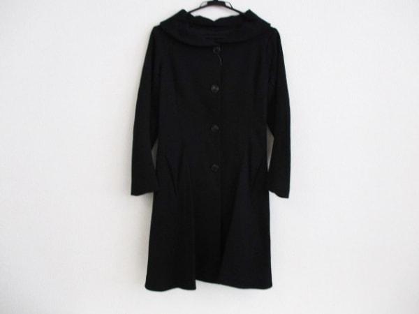 TABASA(タバサ) コート サイズ34 S レディース 黒 春・秋物