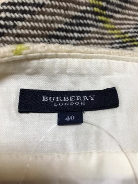 Burberry LONDON(バーバリーロンドン) スカート サイズ40 L レディース チェック柄