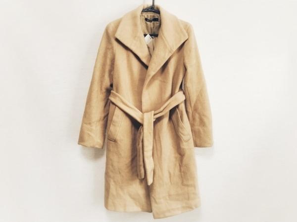 DKNY(ダナキャラン) コート サイズ6 M レディース美品  ベージュ 冬物