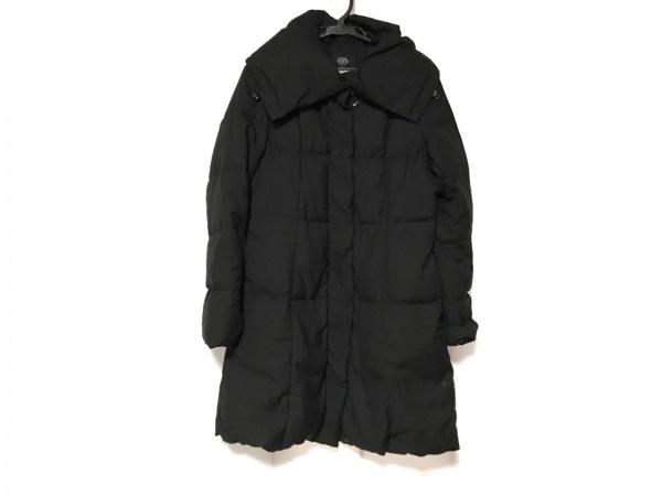 クリアインプレッション ダウンコート サイズ3 L レディース美品  黒 冬物