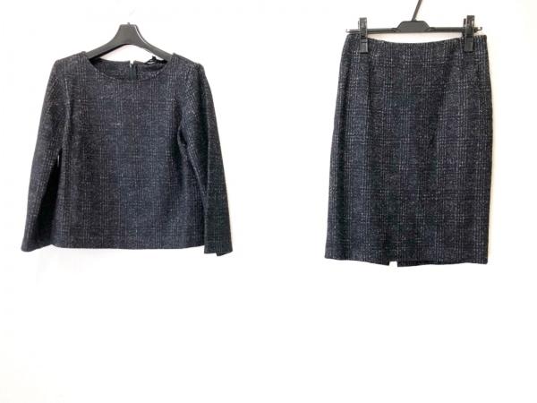 BOSCH(ボッシュ) スカートセットアップ レディース美品  黒×白