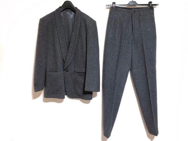Y's(ワイズ) シングルスーツ サイズ2 S メンズ ダークグレー