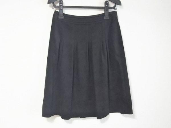 23区(ニジュウサンク) スカート サイズ38 M レディース美品  黒