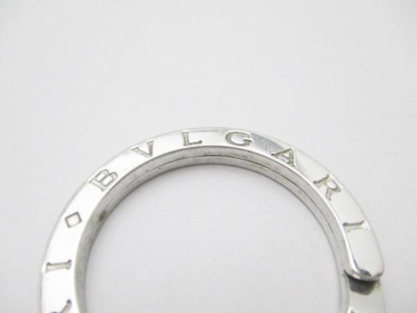 BVLGARI(ブルガリ) キーホルダー(チャーム) ブルガリブルガリ シルバー 金属素材