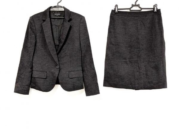 BERARDI(ベラルディ) スカートスーツ サイズ0 XS レディース ダークグレー