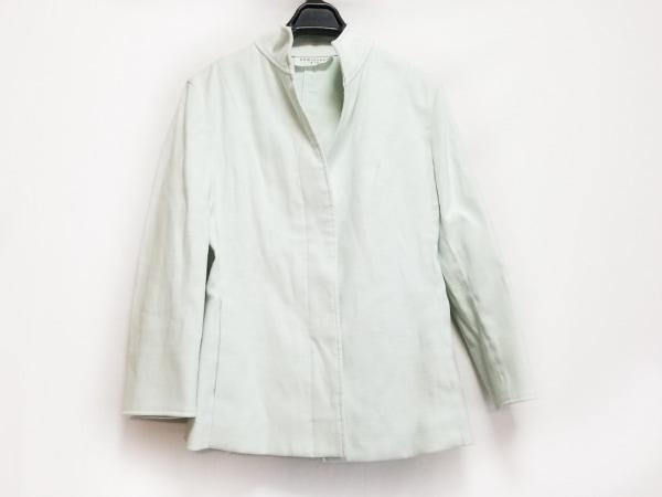 クミキョク ジャケット サイズ1 S レディース ライトグリーン KUMIKYOKU SiS