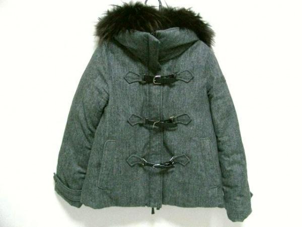 タトラス ダウンジャケット サイズ1 S レディース LTA14A4367 ダークグレー 冬物