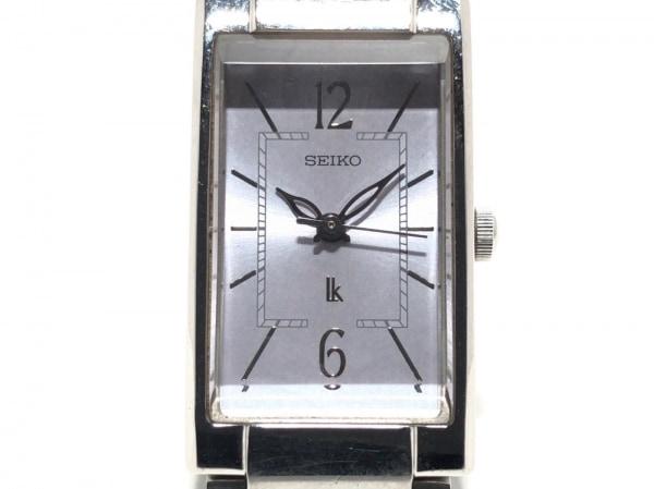 SEIKO(セイコー) 腕時計 ルキア 1F21-5E20 レディース パープル