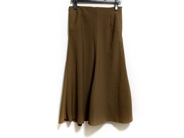 ミューズデドゥーズィエムクラス スカート サイズ34 S レディース美品  ブラウン