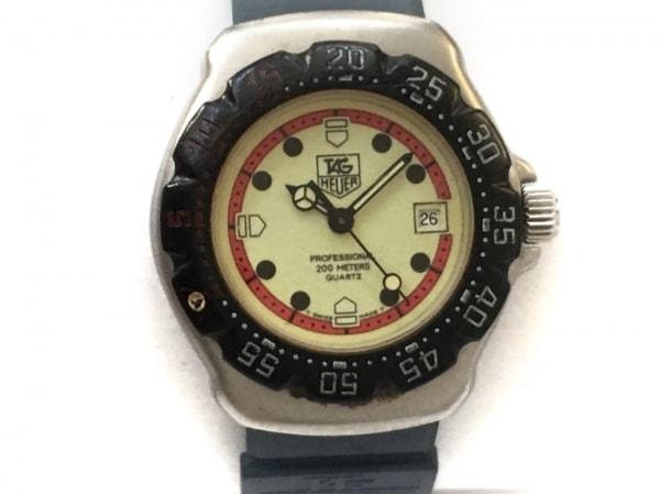 TAG Heuer(タグホイヤー) 腕時計 フォーミュラ1 371.508 レディース アイボリー