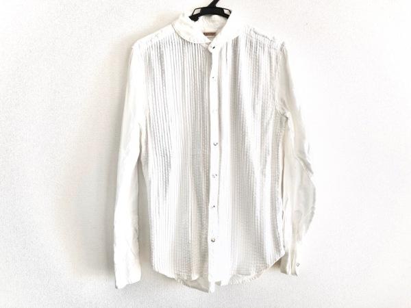 KAPITAL(キャピタル) 長袖シャツ サイズ2 M メンズ 白