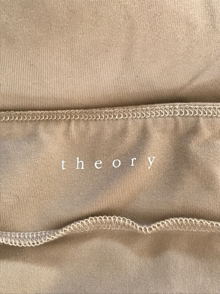 theory(セオリー) ベアトップ サイズ2 S レディース ベージュ 3
