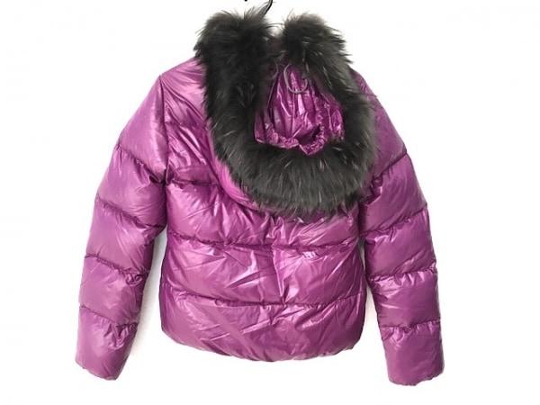 DUVETICA(デュベティカ) ダウンジャケット サイズ40 M レディース Adhara ピンク 冬物