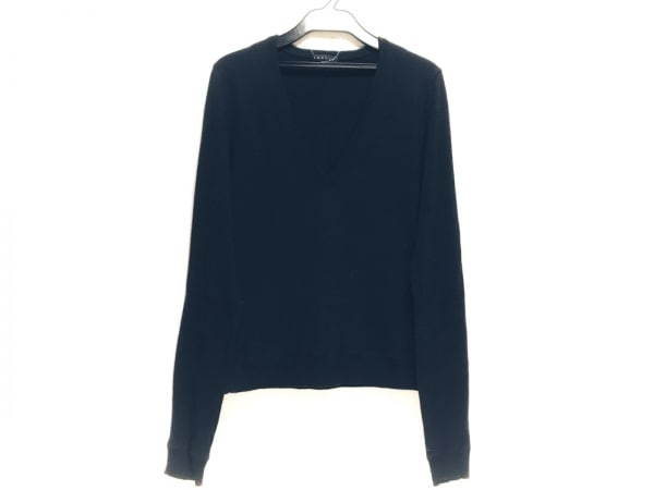 theory(セオリー) 長袖セーター サイズ2 S レディース美品  黒