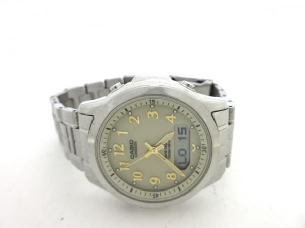 CASIO(カシオ) 腕時計 リネージュ LCW-100 メンズ アイボリー