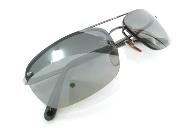 ルイヴィトン サングラス Z0181U ダークグレー×シルバー プラスチック×金属素材