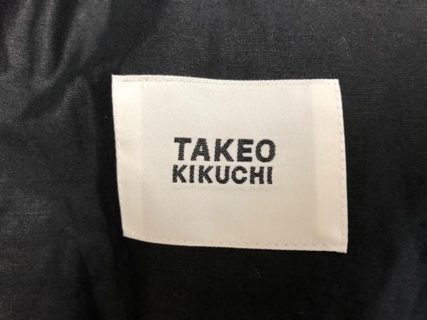 TAKEOKIKUCHI(タケオキクチ) ジャケット サイズ2 M レディース 黒