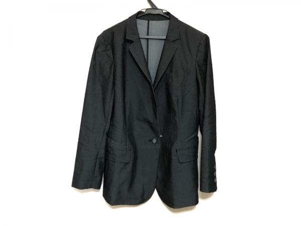 ICB(アイシービー) ジャケット サイズ4 XL レディース美品  ダークグレー