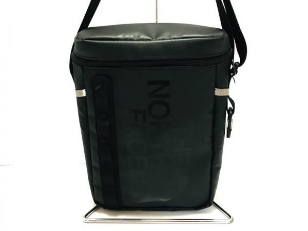 THE NORTH FACE(ノースフェイス) ショルダーバッグ 黒 PVC(塩化ビニール)