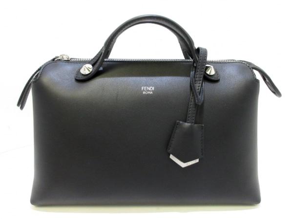 FENDI(フェンディ) ハンドバッグ美品  バイザウェイ 8BL124-1D5 黒 レザー