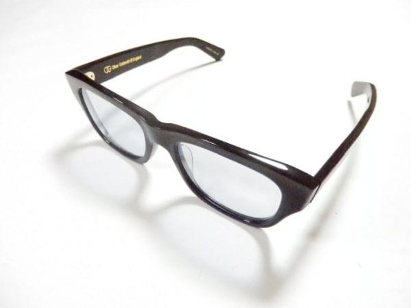 オリバーゴールドスミス サングラス CONSUL-s ブルー×黒 プラスチック