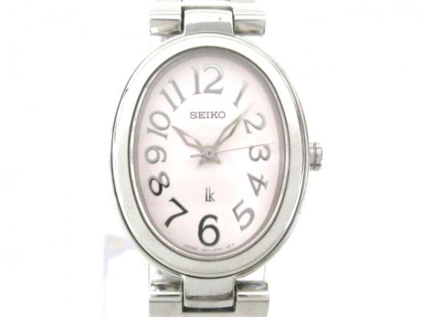 SEIKO(セイコー) 腕時計 ルキア 1NO1-0ET0 レディース ピンク