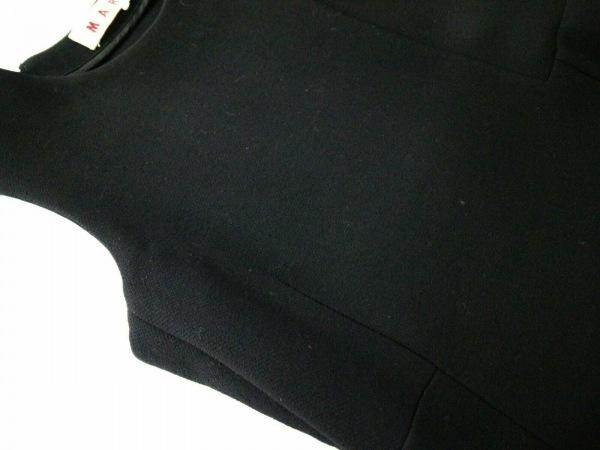 MARNI(マルニ) ワンピース サイズ38 S レディース 黒