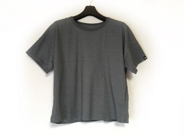 THE NORTH FACE(ノースフェイス) 半袖Tシャツ サイズS レディース グレー