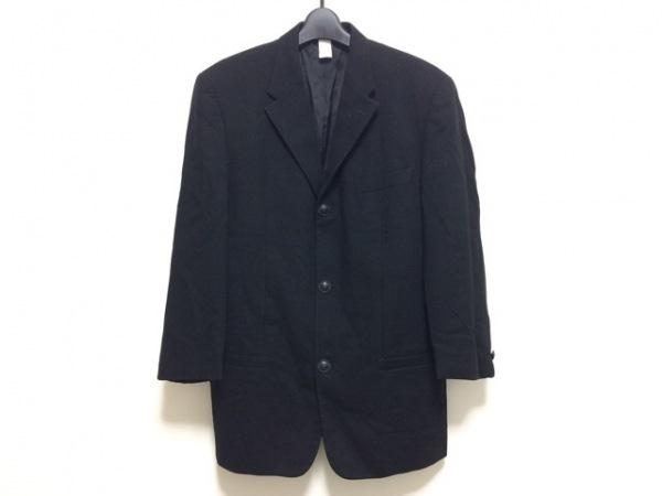 GIANNIVERSACE(ジャンニヴェルサーチ) ジャケット サイズ46 S メンズ 黒