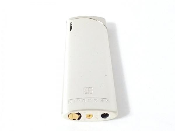 GIVENCHY(ジバンシー) ライター シルバー 金属素材 3