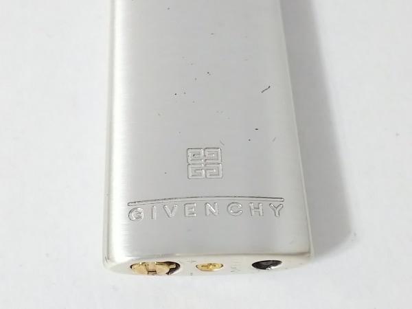GIVENCHY(ジバンシー) ライター シルバー 金属素材 4