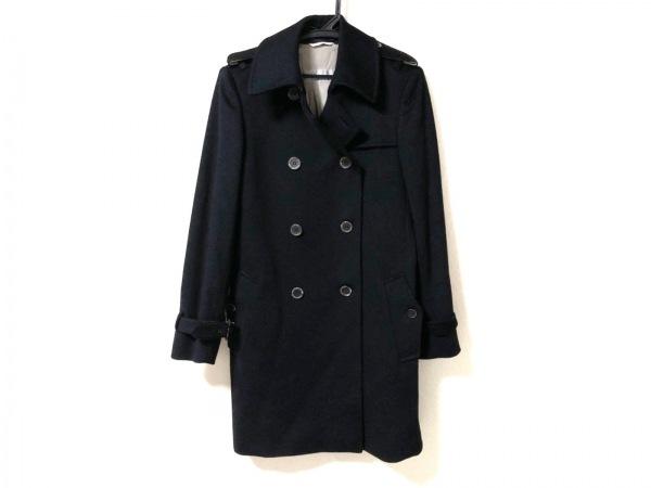 Max Mara(マックスマーラ) コート サイズ38 S レディース美品  黒 冬物