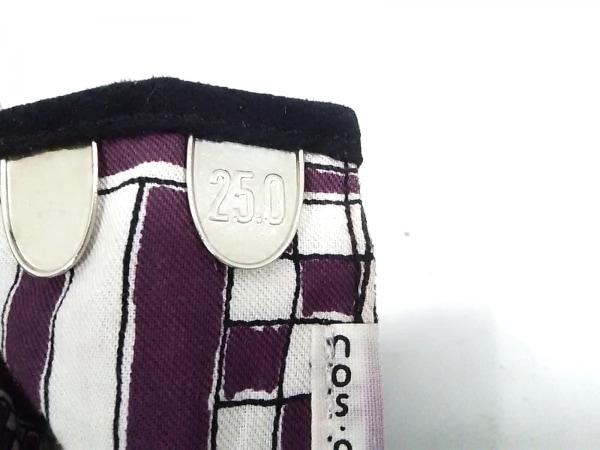 SOU・SOU(ソウソウ) シューズ 25.0 レディース 黒 足袋 化学繊維×ラバー