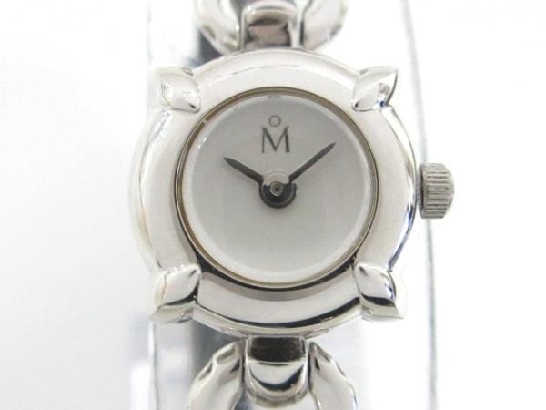 mikimoto(ミキモト) 腕時計 レディース 白